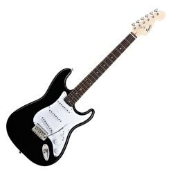 Fender Squier Bullet SSS BLK Tremolo Stratocaster