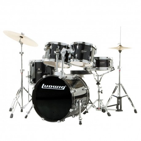 Ludwig Accent Fuse LC170 Black