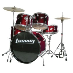 Ludwig Accent Fuse LC170 Red