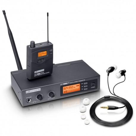 LD Systems MEI 1000 G2 - douszny system monitorowy