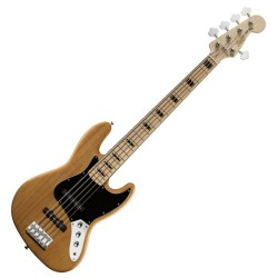 Squier Vintage Modified Jazz Bass® V NAT