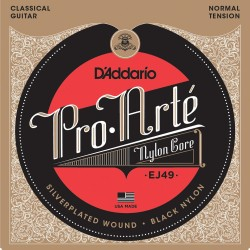 D'Addario EJ49 Pro-Arté Nylon, Normal Tension