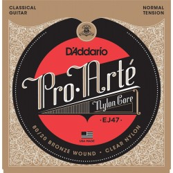 D'Addario EJ47 Pro-Arté Nylon, Normal Tension