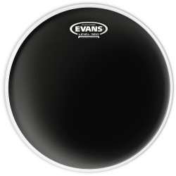 "Evans Black Chrome 10"" TT10CHR"