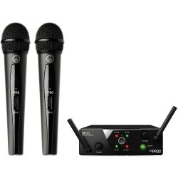 AKG WMS-40 MINI Vocal Set Dual US25 A/C
