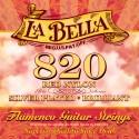 La Bella 820 Red Nylon