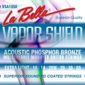 La Bella VSA1050 Phosphor Bronze 10-50