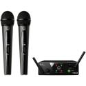 AKG WMS-40 MINI Vocal Set Dual ISM2/ISM3