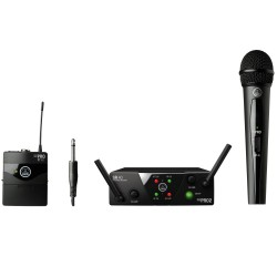 AKG WMS-40 MINI Vocal / Instrument Set Dual