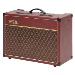 VOX AC15C1 MB Limited Edition Maroon Bronco