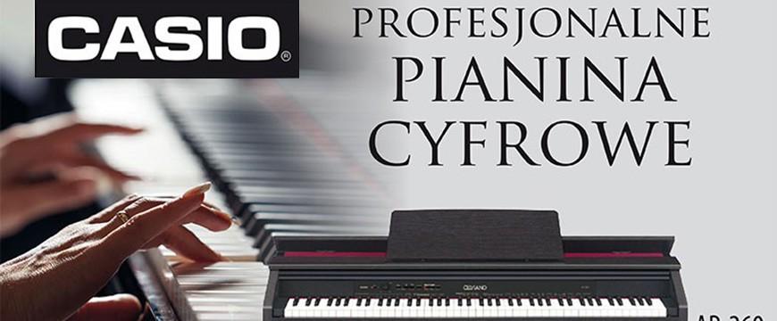 Casio - Pianina Cyfrowe