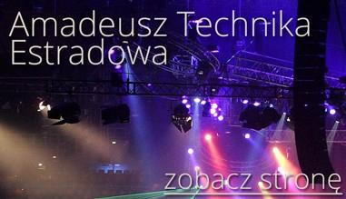 Amadeusz Technika Estradowa